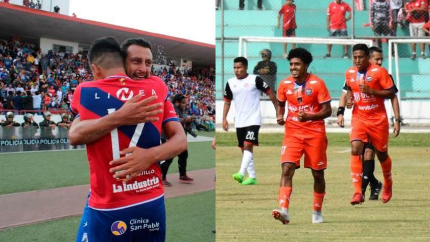 ¡Final trujillana! César Vallejo y Carlos A. Manucci disputarán la final de la Segunda División