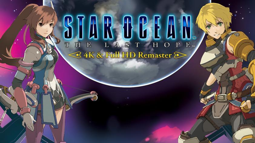 Zarpa en una aventura interestelar en STAR OCEAN: THE LAST HOPE