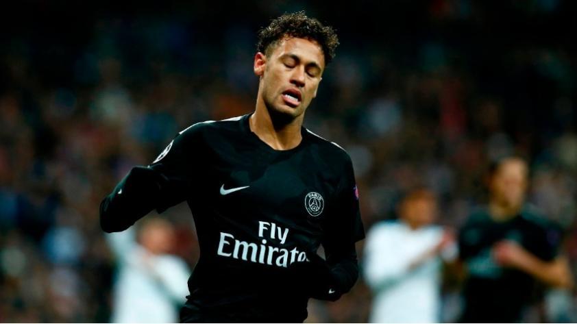 Neymar y su mensaje en Instagram tras la eliminación del PSG a manos del Real Madrid