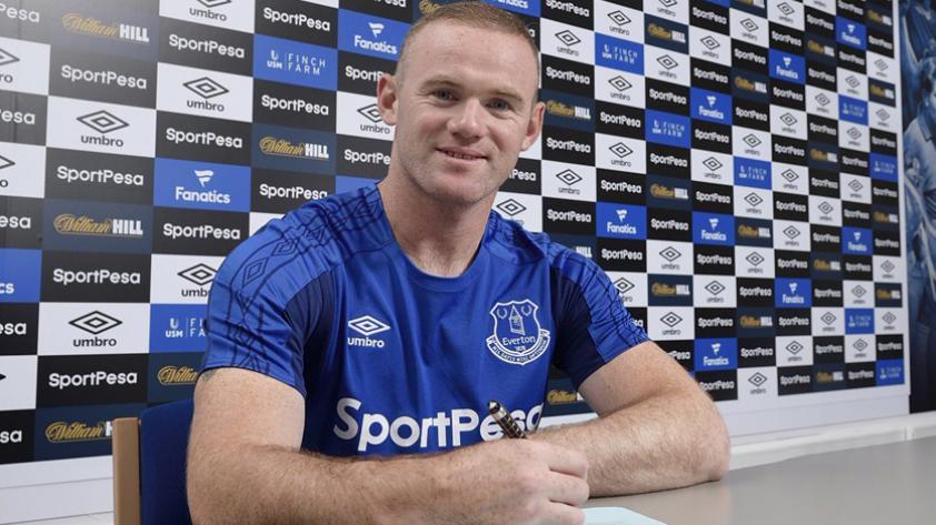 Wayne Rooney regresa al Everton luego de 13 años