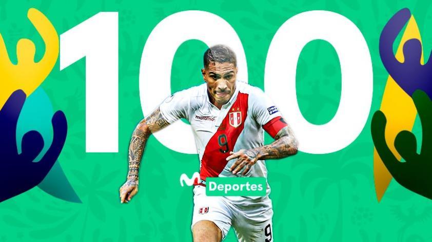 ¡Grande Paolo! Guerrero jugará su partido 100 con la 'bicolor' en la final de la Copa América