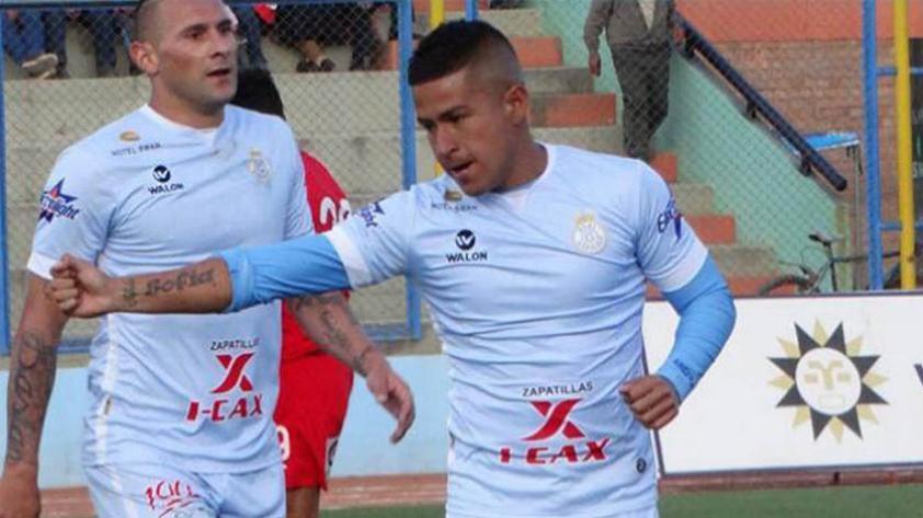 Marcio Valverde jugará en Sport Huancayo en el 2018