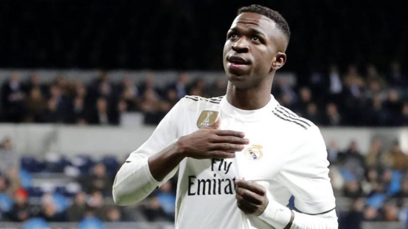 Vinicius Jr. da negativo a prueba del coronavirus y podrá unirse a los entrenamientos del Real Madrid