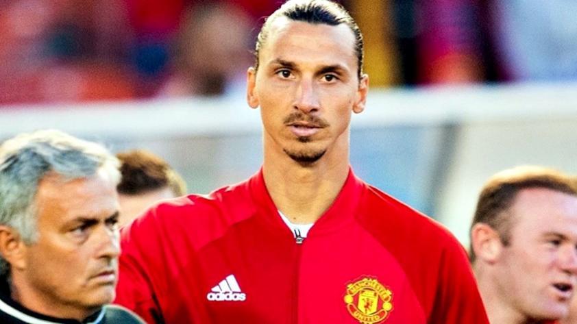 Ibrahimovic no va más en el Manchester United