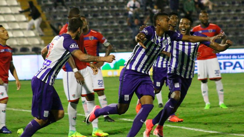 Alianza Lima vs. Unión Comercio: 1-0 en Matute con gol de Fuentes