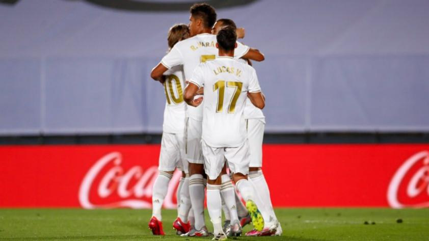 Tres puntos más: Real Madrid venció por 2-0 al Alavés por la fecha 35 de LaLiga
