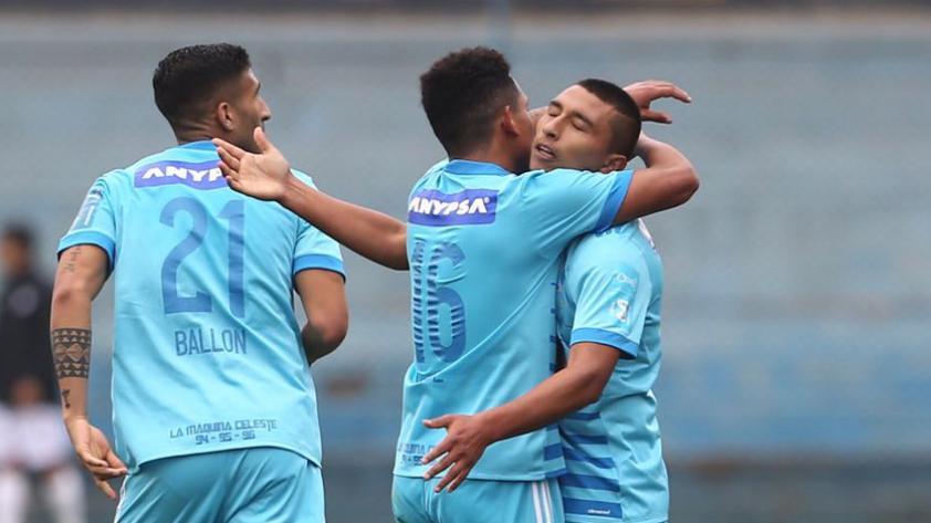 Sporting Cristal derrotó 3-2 a San Martín por la fecha 3 del Torneo Clausura