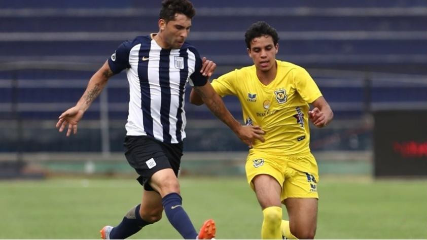 Alianza Lima cayó goleado 3-0 en Guadalupe ante Comerciantes Unidos