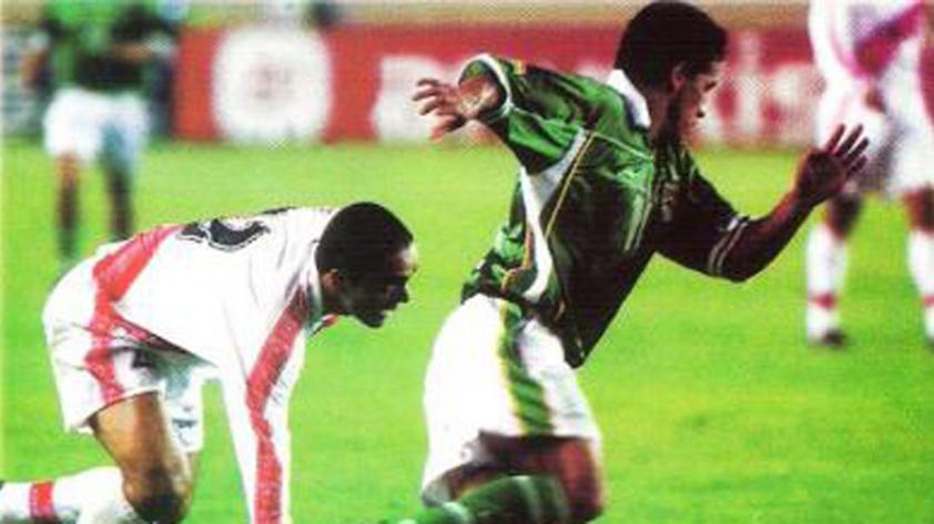 ¿Cuándo fue la última vez que Perú y Bolivia jugaron en el Monumental?