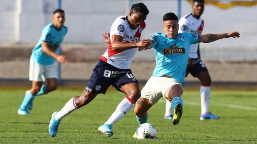 Sporting Cristal ganó por 1-0 a Deportivo Municipal en la fecha 7 del torneo clausura