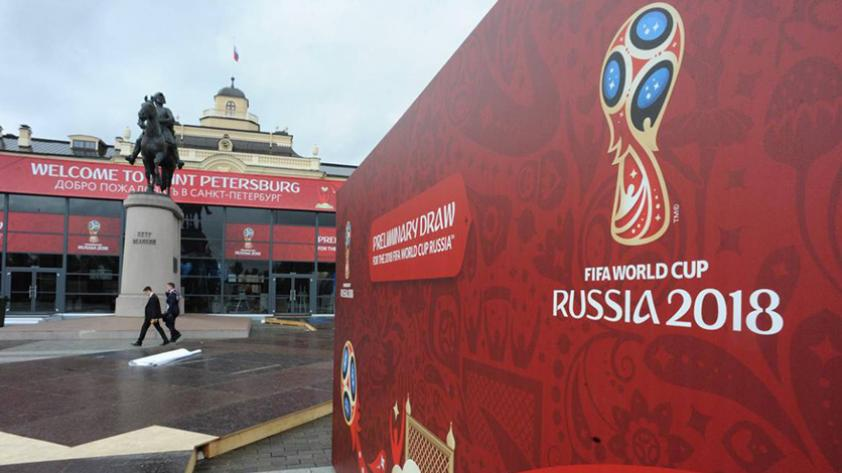 Las figuras que sacarán las bolillas en el sorteo del Mundial Rusia 2018