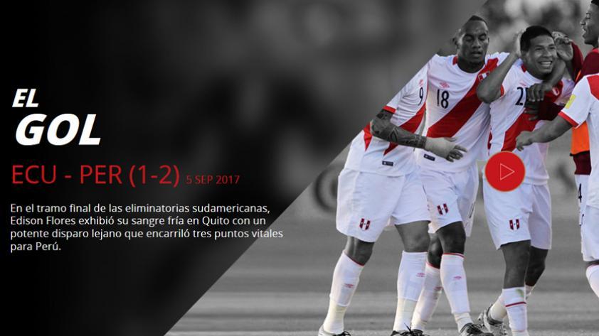 Selección Peruana: FIFA catalogó de clave el gol marcado por Edison Flores en Quito