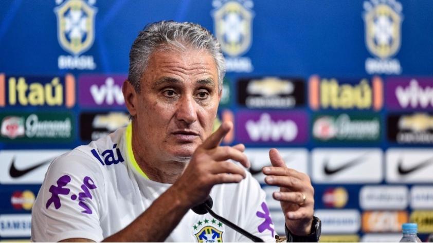 Tite dio a conocer sus 'favoritos' para llevarse el Mundial de Rusia 2018, ¿está Brasil?