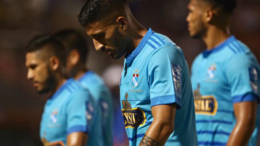 Sporting Cristal cayó ante San Martín en el Callao