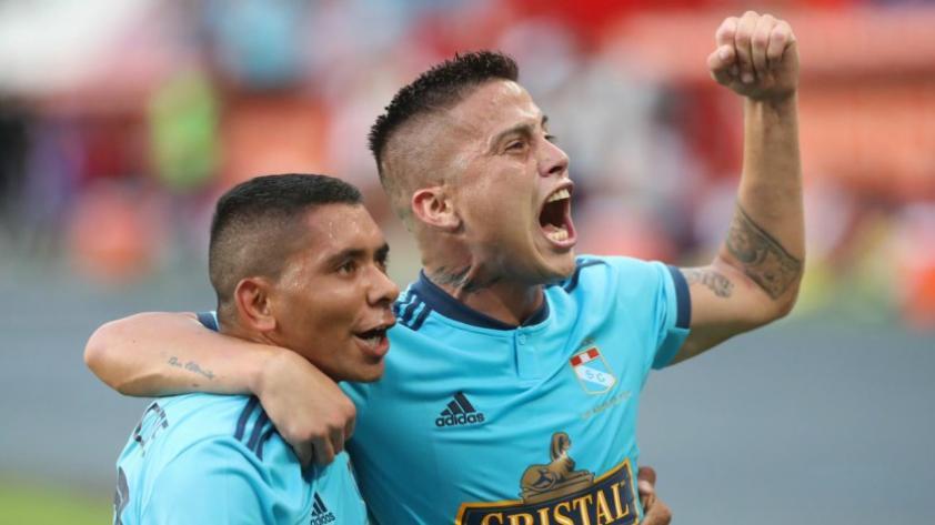 Con vida: Sporting Cristal consiguió un importante triunfo de 2 a 0 ante Universidad Concepción por el grupo C de la Copa Libertadores