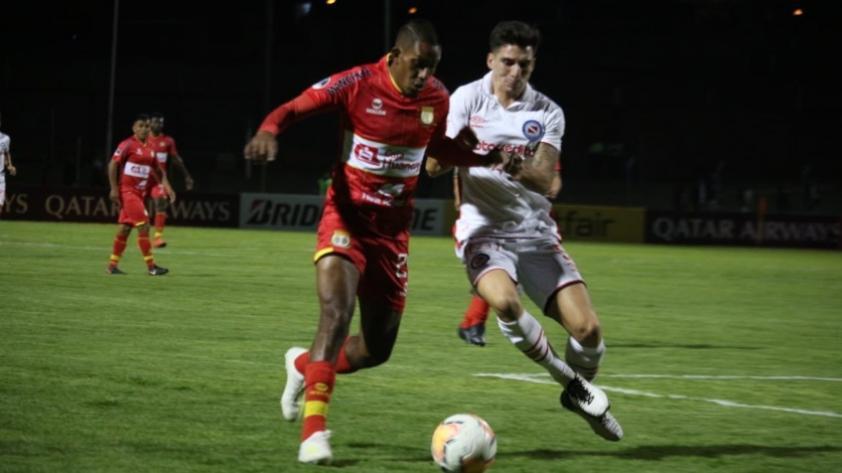 A paso firme: Sport Huancayo clasificó a la siguiente fase de la Copa Sudamericana