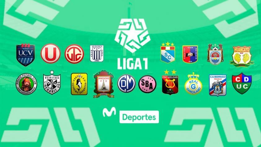 Liga 1 Movistar  resultados y tabla de posiciones tras la fecha 1 del  Torneo Apertura 22d0a94aaa49d
