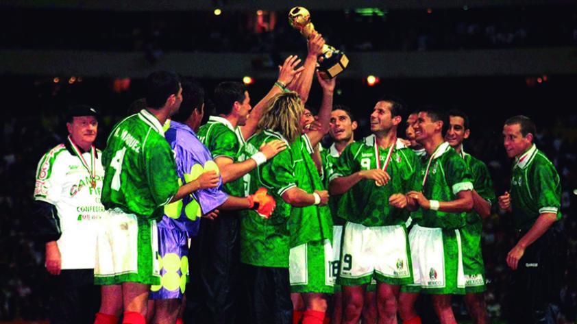 México, el único semifinalista que sí ganó la Copa Confederaciones
