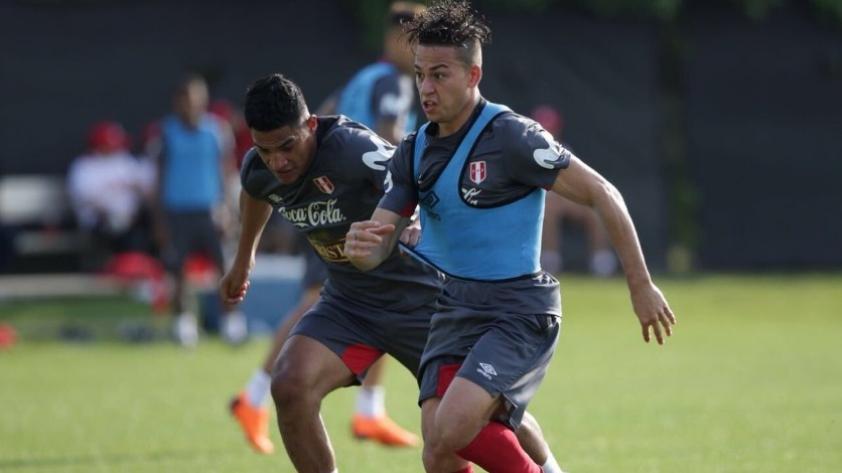 Selección Peruana entrenó por la tarde en Sawgrass Hotel