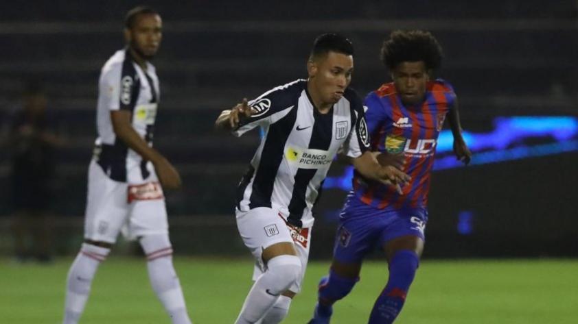 Alianza Lima: administradora del club afirmó que Jean Deza se encuentra suspendido