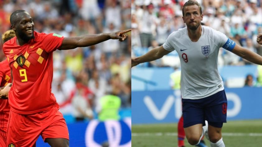 El premio consuelo: Harry Kane y Romelu Lukaku juegan por ser goleador de Rusia 2018