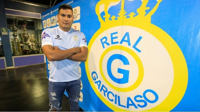 Diego Mayora sobre su llegada a Garcilaso: