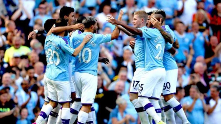 Sin piedad: Manchester City goleó por 8-0 al Watford