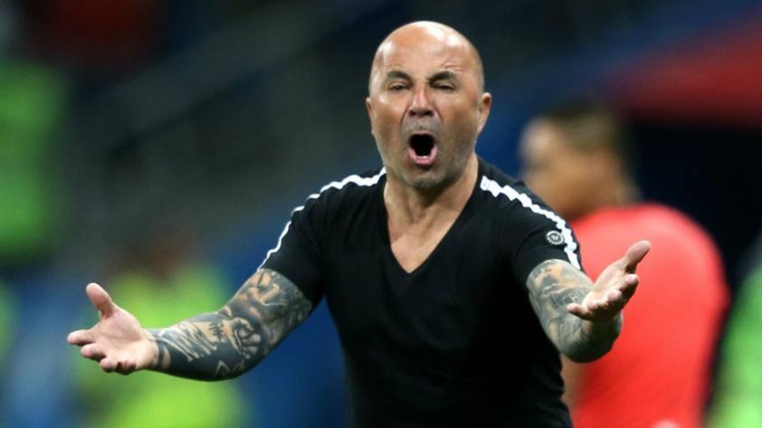 Jorge Sampaoli no desea dirigir la Sub 20 de Argentina