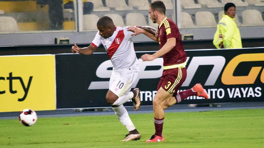 El último partido de Farfán con la selección peruana, antes de la reciente convocatoria