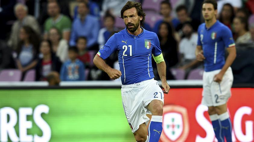 Andrea Pirlo anunció su retiro del fútbol