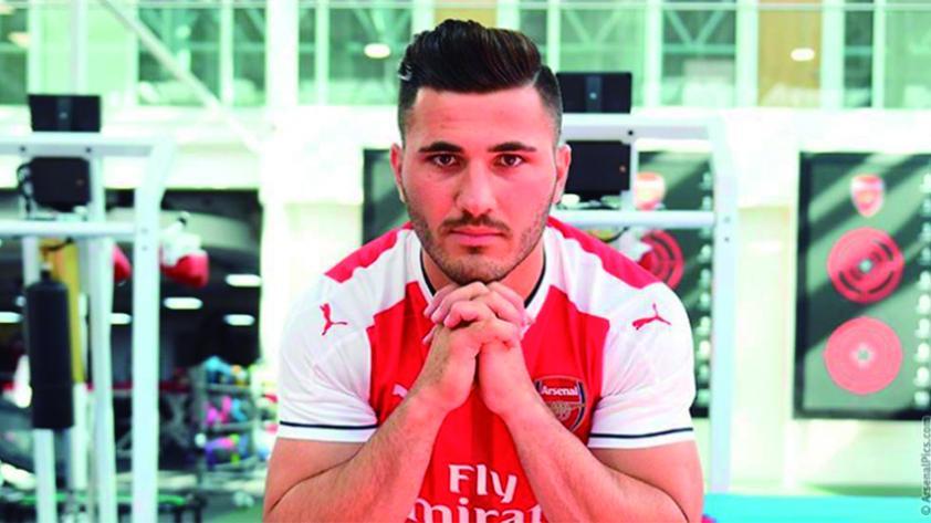 Kolasinac ya es jugador del Arsenal