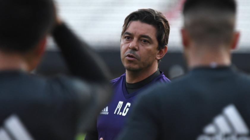 """Marcelo Gallardo: """"Me sorprende lo de Alianza Lima, reclamemos cosas importantes"""""""