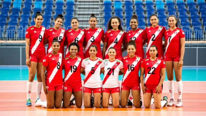 Selección Peruana de vóley en su última etapa de preparación rumbo al Preolímpico