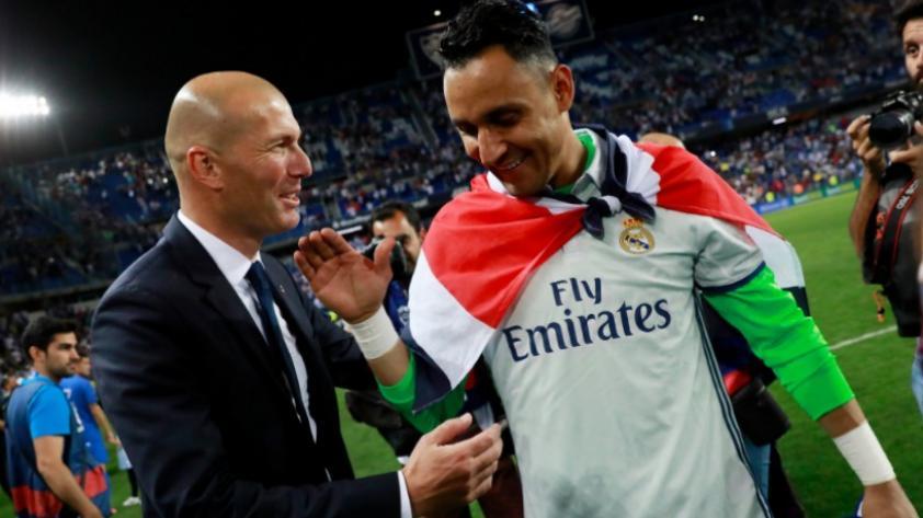 Todo tiene su final: Keylor Navas no seguirá siendo jugador del Real Madrid