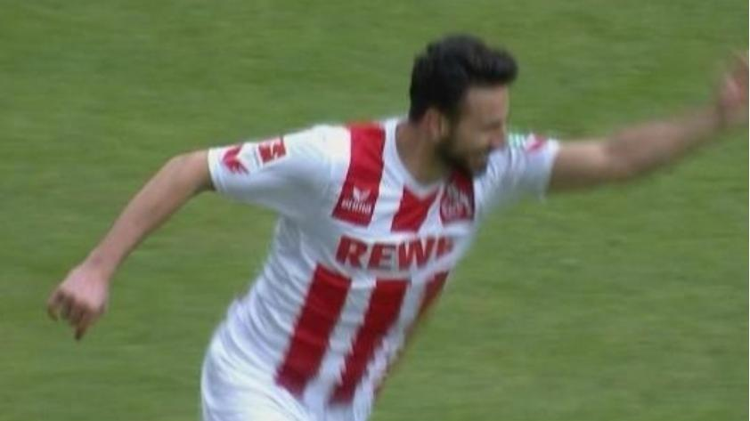 (VIDEO) ¡Claudio Pizarro marcó su primer gol con el Colonia ante el Sttutgar!