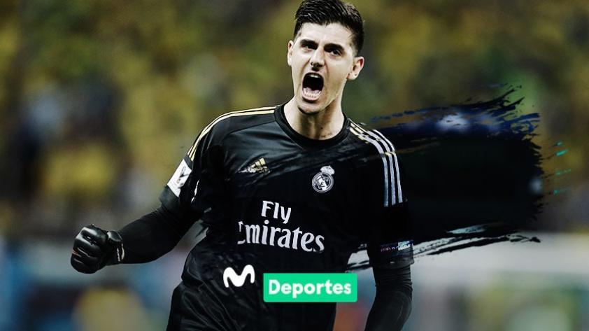 ¡Real Madrid habría fichado a Thibaut Courtois!