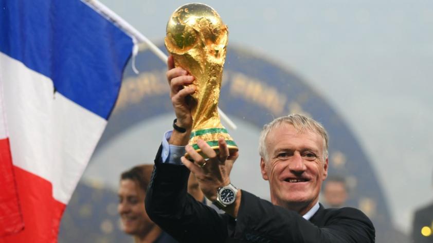 Didier Deschamps espera que un jugador campeón del mundo gane el Balón de Oro