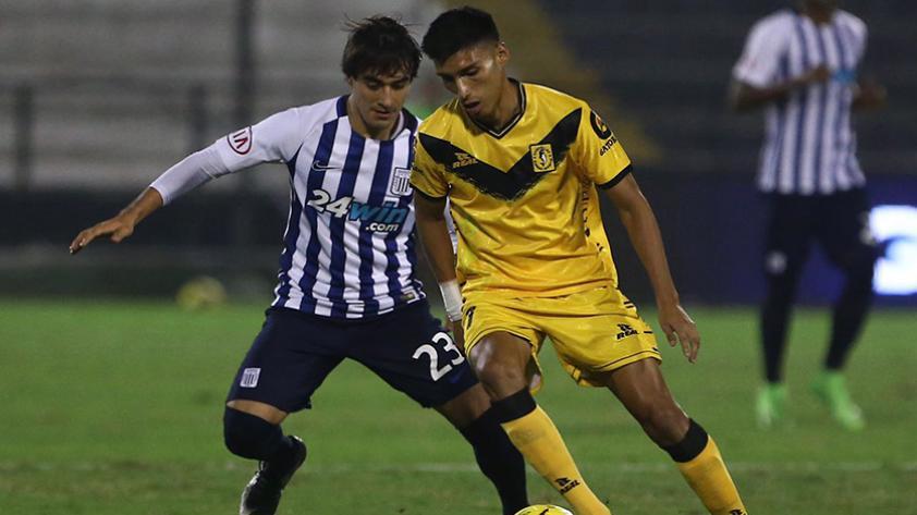 Alianza Lima igualó 1-1 ante Cantolao en Matute