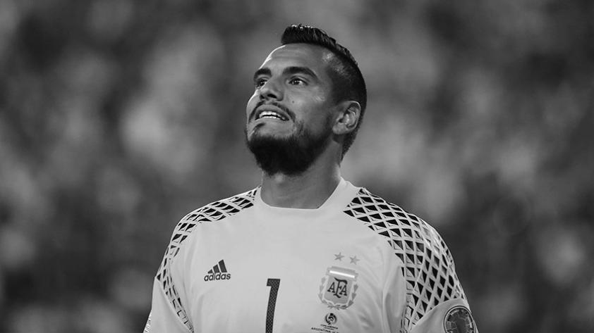 Selección Argentina: Sergio Romero fuera de Rusia 2018