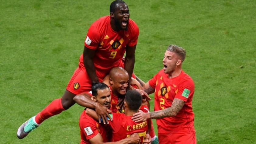 ¡Bélgica venció 2-1 a Brasil y está en semifinales de Rusia 2018!