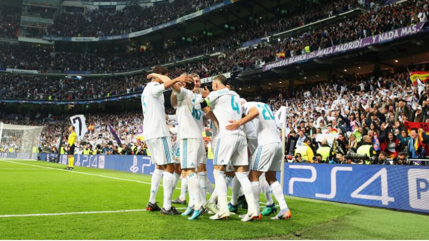 Real Madrid clasificó a la final de la Champions League