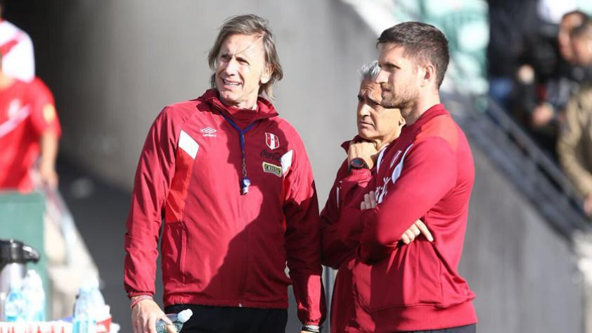 Selección Peruana: Ricardo Gareca le restó importancia al fuerte viento de Wellington