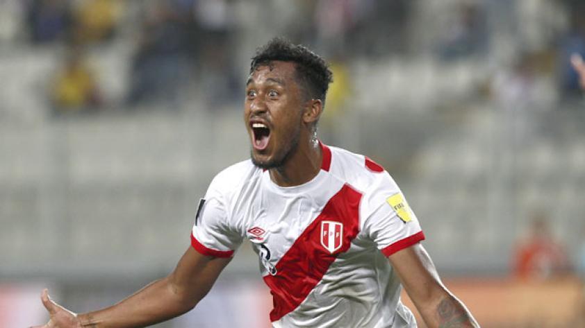 """Tapia: """"Tengo cuatro días para recuperarme y jugar ante Uruguay"""""""