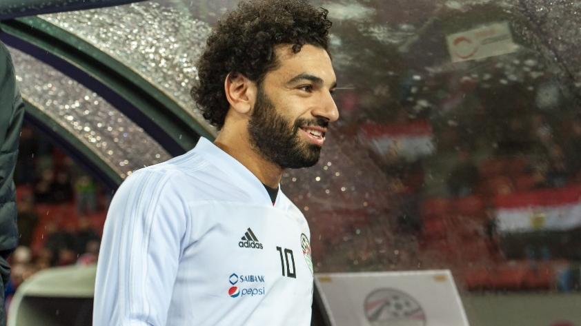 Selección Egipto: Mohamed Salah y una fotografía en la que muestra su proceso de recuperación