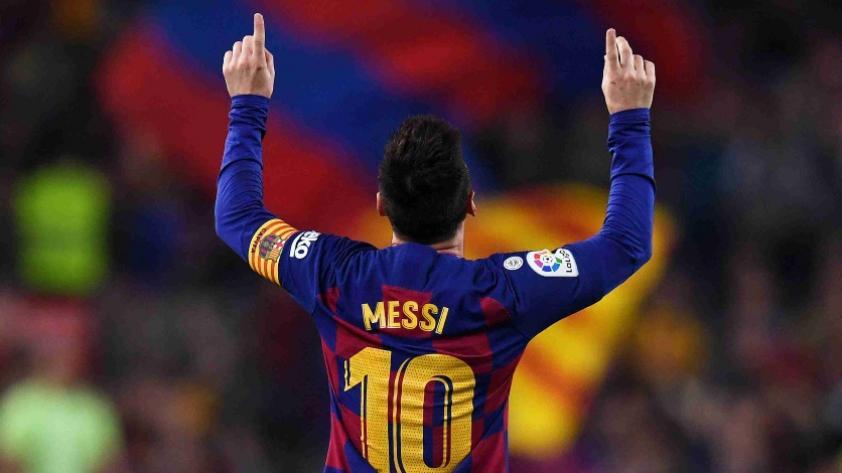 Se queda: Presidente del Barcelona aseguró que Lionel Messi seguirá defendiendo la camiseta azulgrana