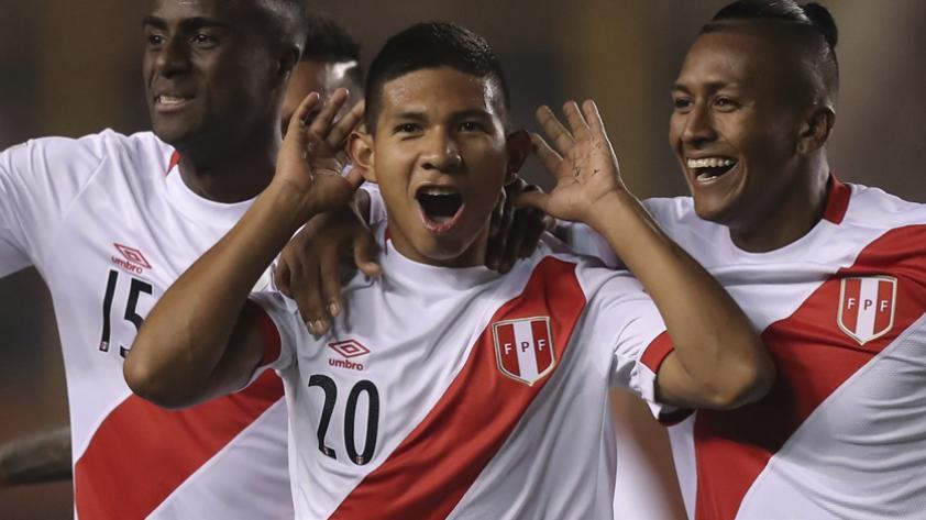 Selección Peruana: El emotivo mensaje de Edison Flores a los hinchas