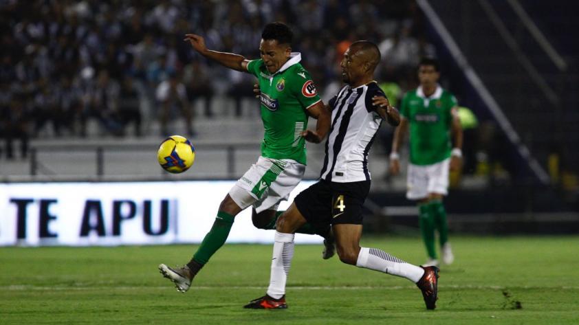 Alianza Lima cayó 2-0 en ante Audax Italiano en la 'Noche Blanquiazul'