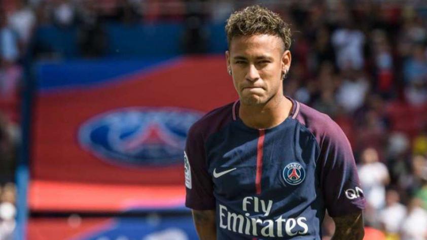 Neymar autorizado para jugar por el PSG