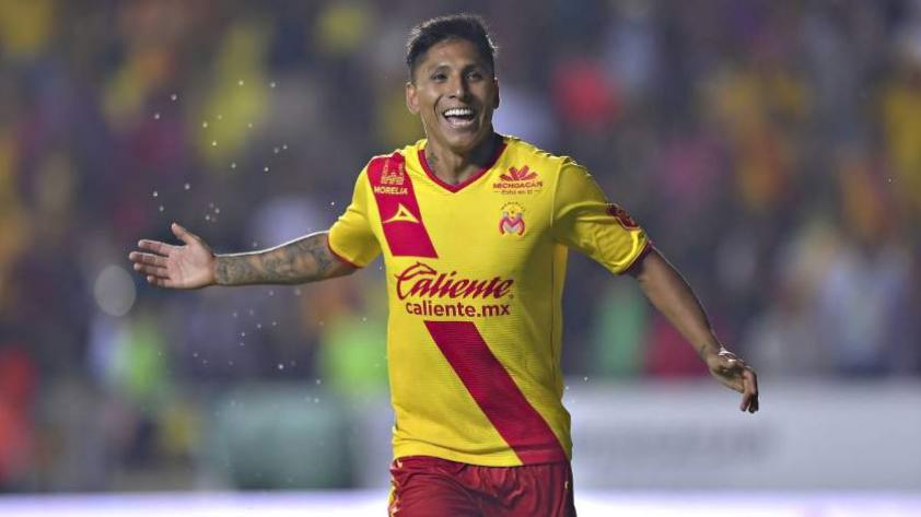 Gol de Ruidíaz es candidato al mejor de la temporada en la liga mexicana