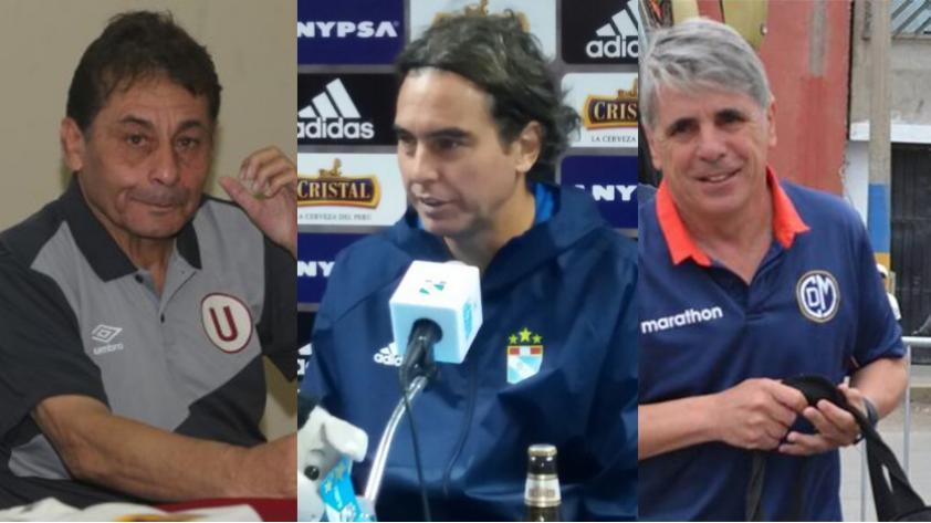 Los entrenadores que ya no continúan en la Copa Movistar